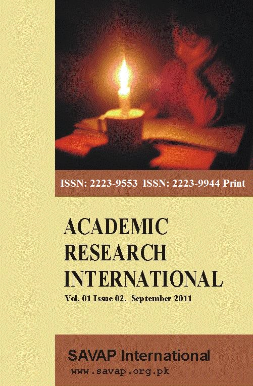 Journal of peace research impact factor